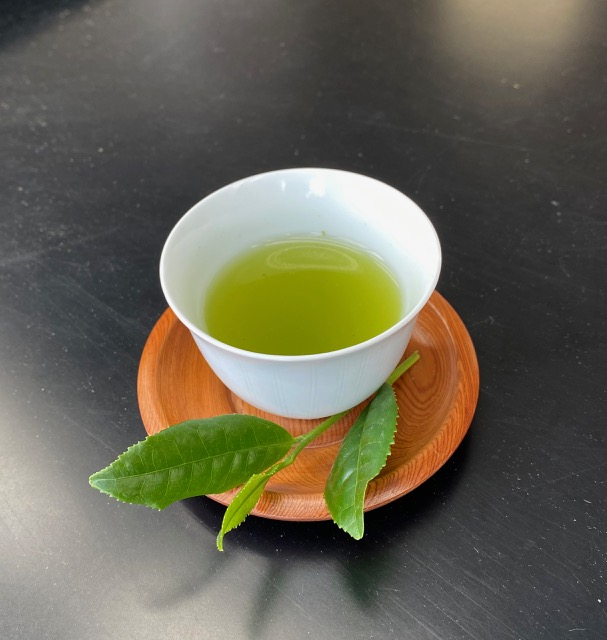 2020年鹿児島新茶お茶を飲んで免疫力アップ