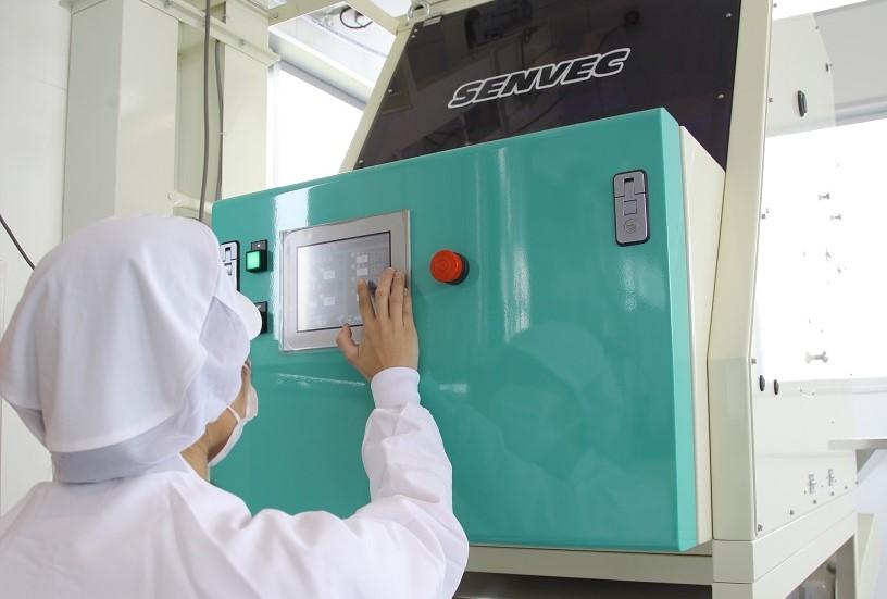 工場内での衛生管理 異物対策