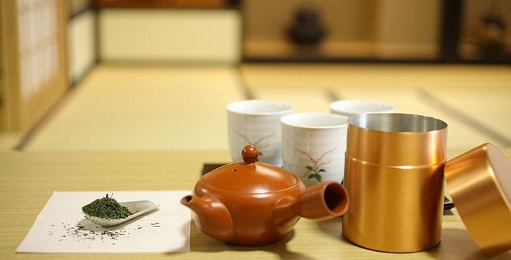 美味しいお茶の淹れ方